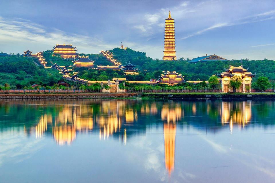 Top 10 ngôi chùa đẹp nhất Việt Nam năm 2017