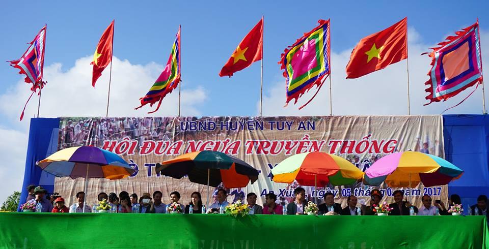 Lễ hội đua ngựa An Xuân - Tuy An