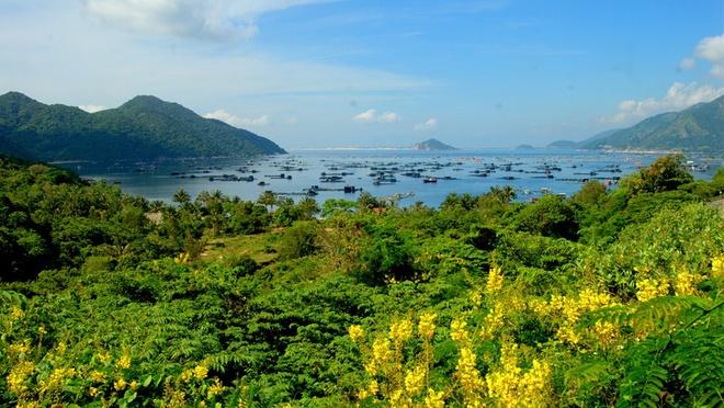 Bãi Xép - Cảnh đẹp Phú Yên trong
