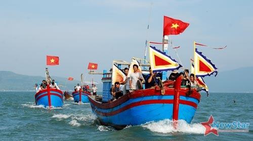 Lễ hội Cầu Ngư - Phú Yên