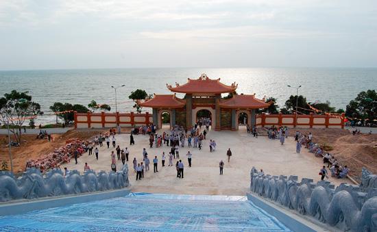 Thiền viện Trúc Lâm, Chùa Hộ Quốc - Dương Tơ, Tp. Phú Quốc, Kiên Giang