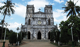 Nhà thờ Mằng Lăng - Tuy An, Phú Yên