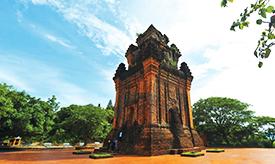 Tháp Nhạn - Tuy Hòa, Phú Yên