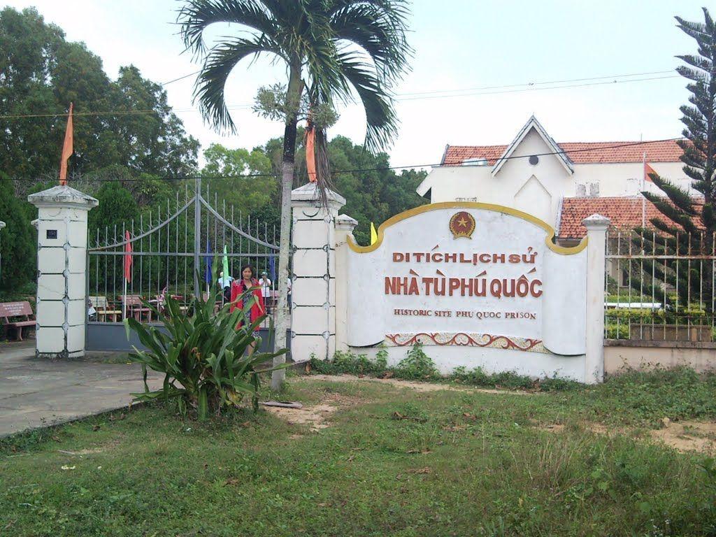 Khu di tích lịch sử nhà tù Phú Quốc - An Thới, Tp. Phú Quốc, Kiên Giang