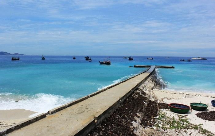 Đảo Cù Lao Bờ Bãi - Lý Sơn, Quảng Ngãi