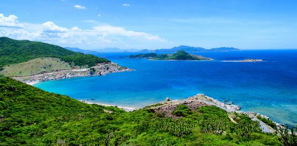 Đảo Bình Hưng - Cam Bình, Cam Ranh, Khánh Hòa