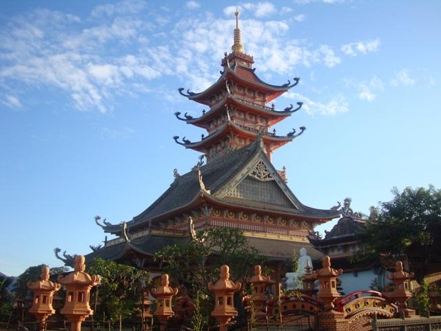 Chùa Bửu Minh - Nghĩa Hưng, Chư Păh, Gia Lai