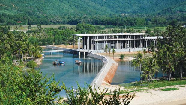 Trung tâm Quốc tế Khoa học và Giáo dục liên ngành - Ghềnh Ráng, Tp. Qui Nhơn