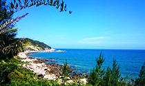 Biển Trung Lương - Cát Tiến, Bình Định