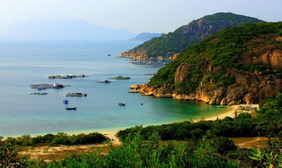 Đảo Bình Ba - Cam Bình, Cam Ranh, Khánh Hòa