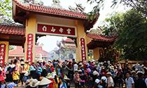 Chùa Ông Núi - Cát Tiến, Bình Định