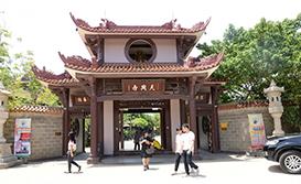 Chùa Sơn Long - Xã Nhơn Bình - Bình Định