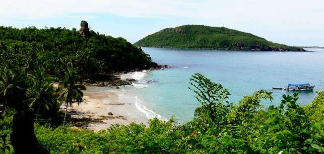 Đảo Hòn Thơm - Quần đảo An Thới, Phú Quốc, Kiên Giang