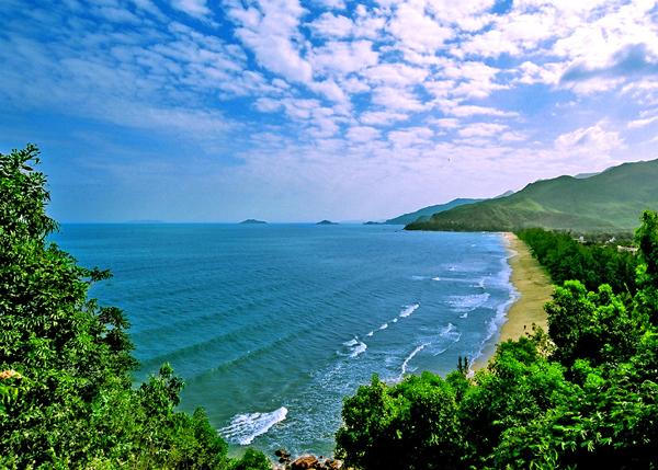 Bãi biển Quy Hòa - Ghềnh Ráng, Tp. Qui Nhơn