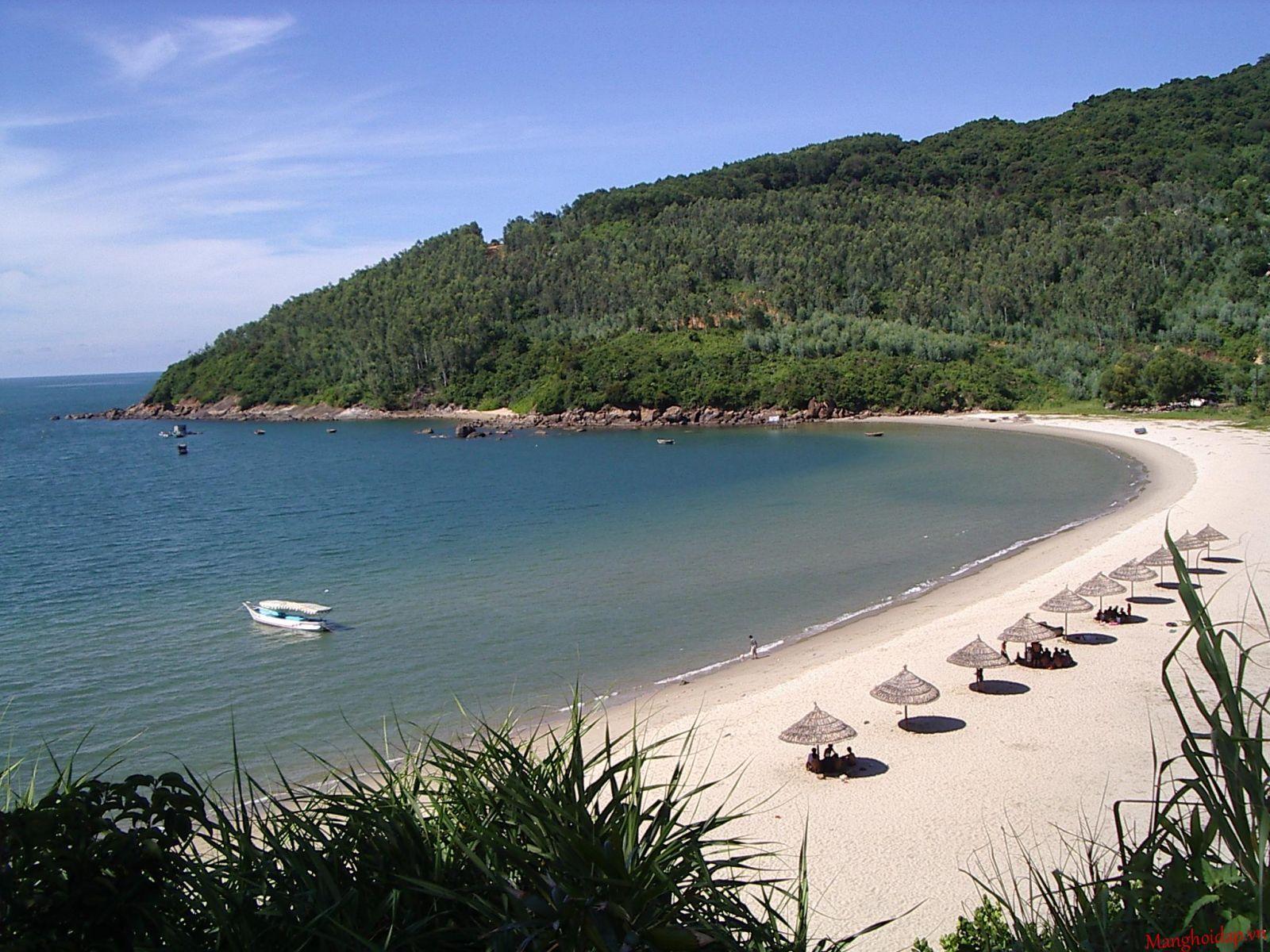 Bãi biển Tiên Sa - Đà Nẵng