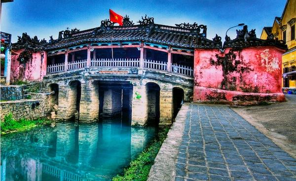 Chùa Cầu - Tp. Hội An, Quảng Nam