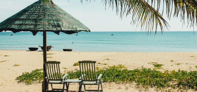 Bãi biển Hà My - Điện Bàn, Quảng Nam