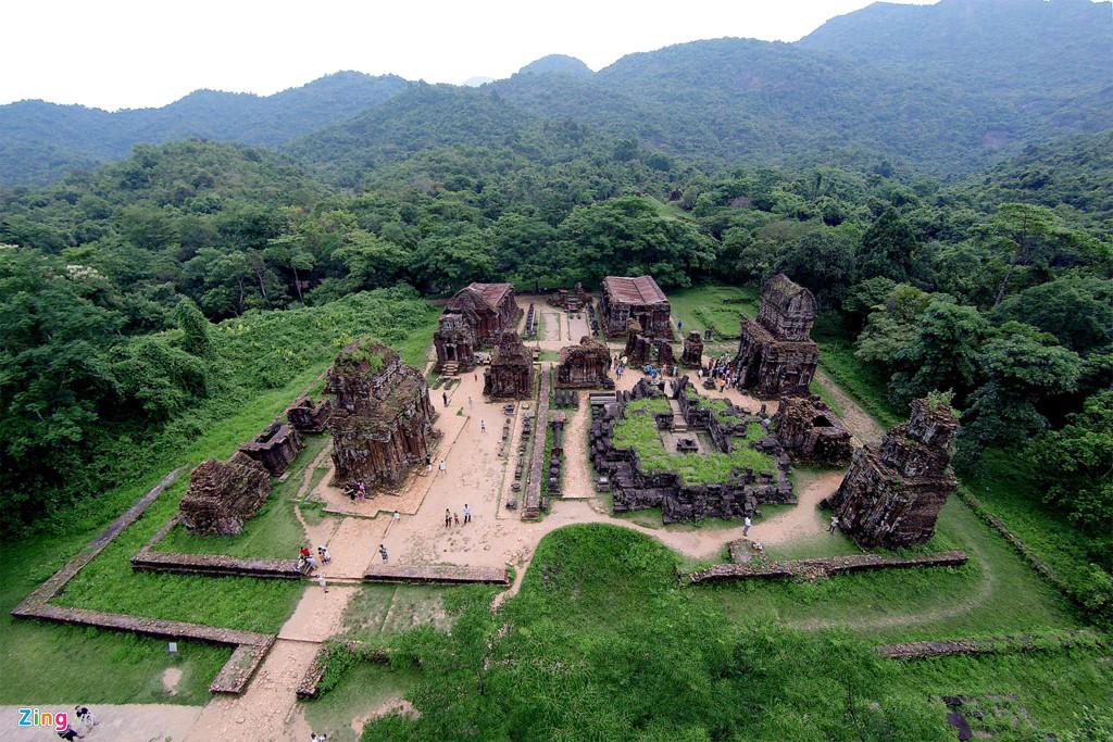 Thánh địa Mỹ Sơn - Duy Xuyên, Quảng Nam