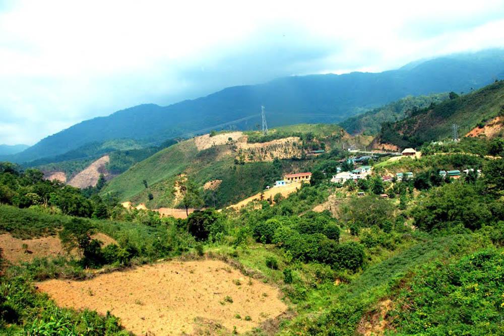 Khu Bảo tồn Thiên nhiên Ngọc Linh - Tỉnh lộ 673, Đắk Glei, Kon Tum