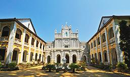 Nhà thờ Lòng Sông - Phước Sơn, Tuy Phước, Bình Định