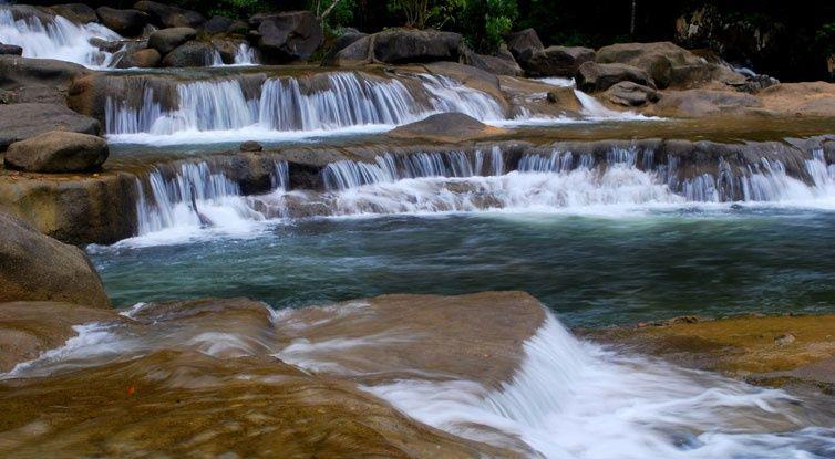 Suối Ba Hồ - Ninh Ích, Tx. Ninh Hòa, Khánh Hòa