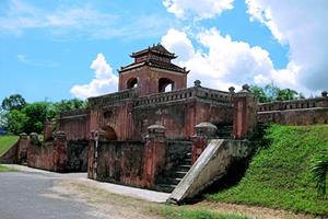 Khu di tích Thành Cổ Châu Sa - Tịnh Châu, Sơn Tịnh, Quảng Ngãi