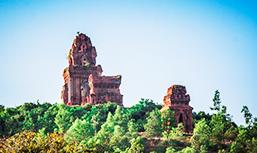 Tháp Bánh Ít - Tuy Phước, Bình Định