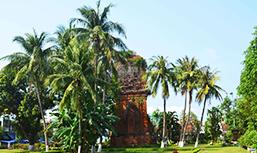 Tháp Đôi - Quy Nhơn, Bình Định