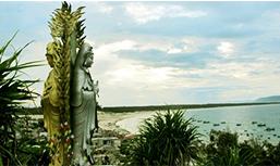 Tịnh Xá Ngọc Hòa - Nhơn Lý, Bình Định