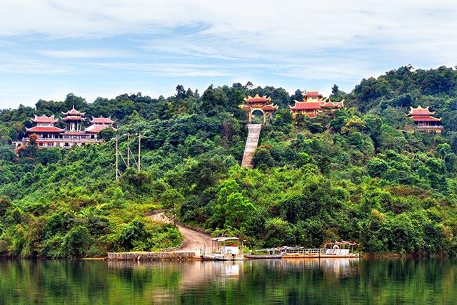Thiền viện Trúc Lâm - Trần Thánh Tông, phường 3, Đà Lạt, Lâm Đồng